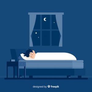 睡眠は大事!