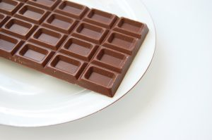 チョコレートの意外な効果!?